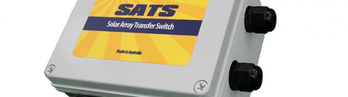 Solar Array Transfer Switch